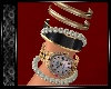 Ⓖ Watch and Bracelets