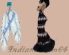 (i64)Native Dress long