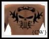 {CW}Skull Tat Full Skin