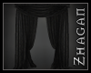 [Z] DR Curtain black
