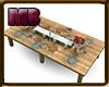 [8v4] Buffet Table