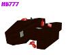 HB777 CI Casket Seats