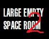 Empty space room 2