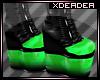 !D! PVC Booties #04