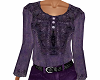 TF* Hippie Purple Top