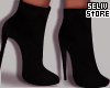 $ Suede Boots l