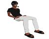 Sitting Man Prop