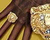 F LION GOLD