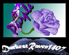 Purple Rose Tail