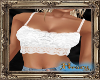PHV Lace Top White