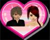 Loving Couple tee (F)