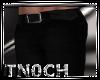 [T] Black Pants