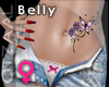 [8Q]Sweetie Tattoo Belly