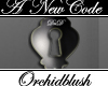 [O] Black DND Padlock