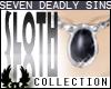 -cp Sloth Necklace