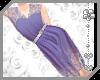 ~AK~ Lace Dress - Violet