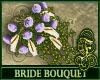 Bride Bouquet Lavender