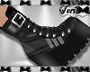 Black Monster Boots