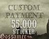 G.Support Sticker~55k