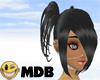 ~MDB~ BLACK TEFANI HAIR