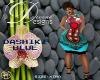 DD*DASHIKI BLUE-XTRA