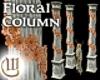 Floral Column