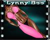 Tina Pink Jumpsuit