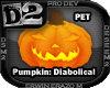 [D2] Pumpkin: Diabolical