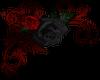 Red/Black Roses- TL