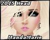 ♡M 2015 Head