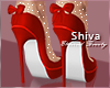 ❤ Miss Christmas Heels