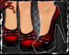 [bz] Dorothy Heels Red