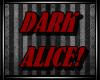 DARK ALICE! ROUND SOFA