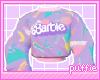 90s barbie sweater