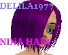 Nina Hair-Purple