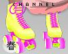 •80s Roller Skates|V4