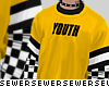 $ yellow youth tee