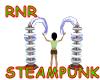 ~RnR~STEAMPUNK POLES