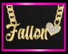 Fallon gold chain