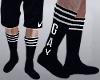 D| Gay High Socks