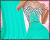 [PLL] Prom Dress Teal