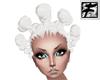 ~F~ Iced Snowball hair