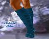 ;R; Jeanne Blu Boots