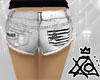 [XO] Jean Shorts, Art