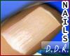 [DDR] *Natural Nails*