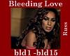 Bleeding Love (trgrs)