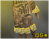 Dollars Rings Left Hand