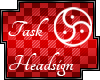 Task Headsign Red
