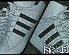 Adidas White $