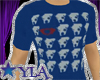 [YLA] Blue Pup T-Shirt